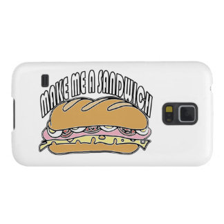 Make Me A Sandwich Case For Galaxy S5