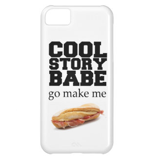 Make Me a Sandwich iPhone 5C Covers