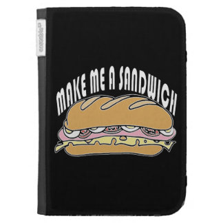 Make Me A Sandwich Cases For Kindle