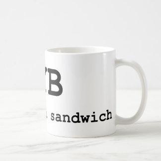 Make Me A Sandwich Coffee Mug