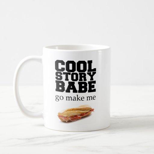 Make Me a Sandwich Mug