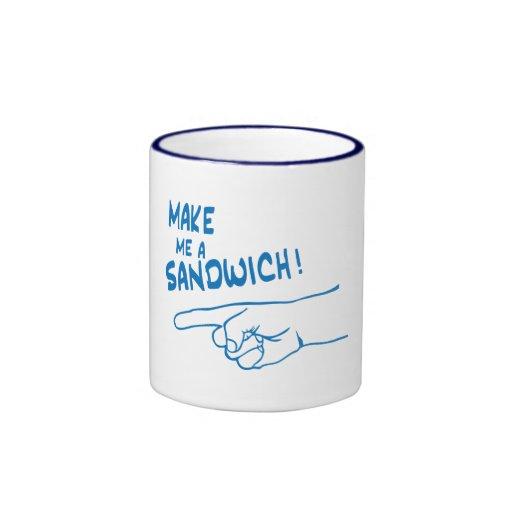 Make Me a Sandwich! Mug