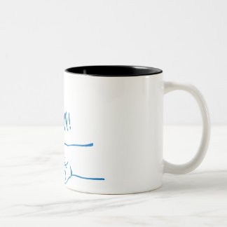 Make Me A Sandwich Two-Tone Coffee Mug