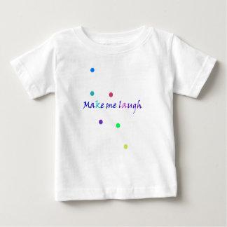 Make Me Laugh Kids Baby T-Shirt