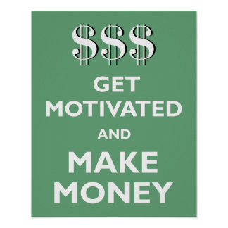 Make Money Poster