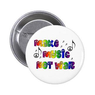 Make music button