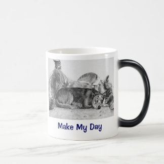 Make My Day Magic Mug