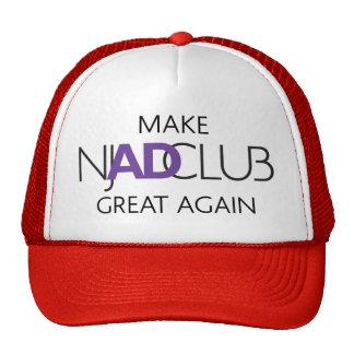 Make NJ Ad Club Great Again hat