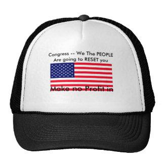 Make no Profit in WAR jGibney The MUSEUM Zazzle Gi Trucker Hat
