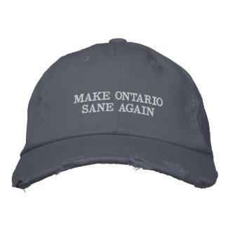 Make Ontario Sane Again