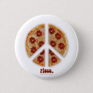 """Make Pizza, Not War"" Buttons"