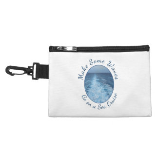Make Some Waves Sea Cruise Accessory Bag