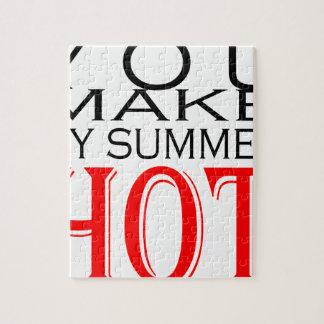 make summer hot flirt teenage memory hot black bea puzzle