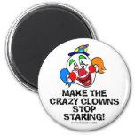 Make the Crazy Clowns
