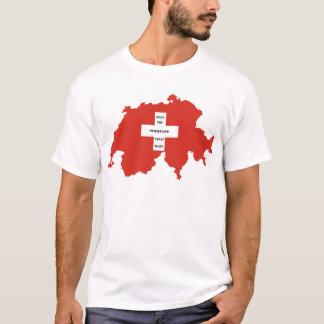 make the switzerland great again T-Shirt