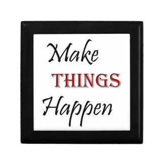 Make Things Happen Gift Box