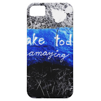 Make Today Amazing iPhone 5 Cover
