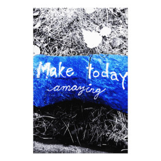 Make Today Amazing Stationery