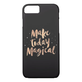 Make Today Magical iPhone 7 case