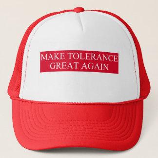 Make Tolerance Great Again Trucker Hat