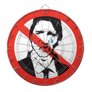 Make Trudeau a Drama Teacher again MCGA Dartboard