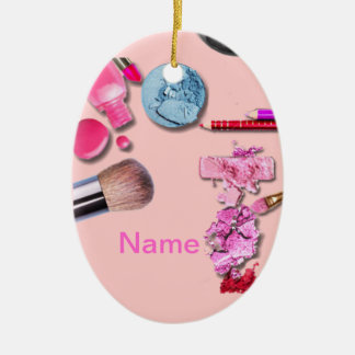 Make Up Girl  Ornament customize