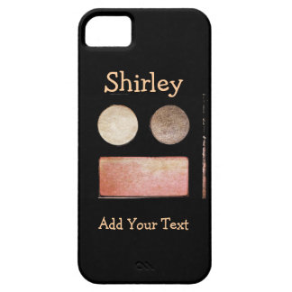 Make-Up Palette-Face by Shirley Taylor Case For The iPhone 5