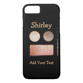 Make-Up Palette-Face by Shirley Taylor iPhone 8/7 Case