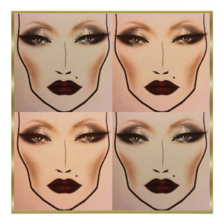 Make up SET Poster