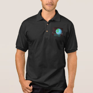 Make Uranus Great Again Green Alien Trump Polo Shirt