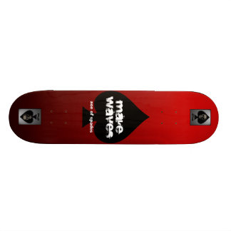 Make Waves Ace of Spades Skateboard