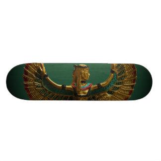 Make Waves Egyptian Angel Skateboard