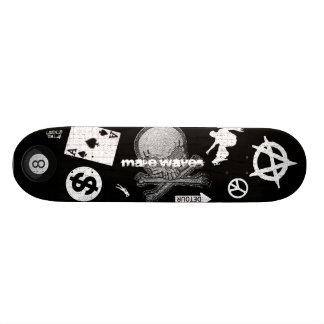 Make Waves Messenger Skateboard