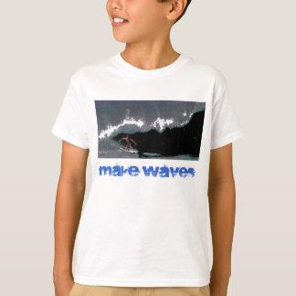 Make Waves Pipeline Boys T-Shirt