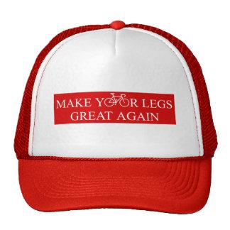 Make Your Legs Great Again Trucker Hat