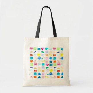 Make-your-mark! Designer tote bag