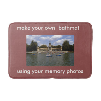 Make your own bathmat any size