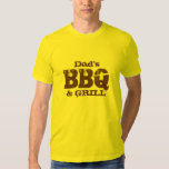 Make your own BBQ t shirt for dad or anybody else