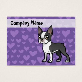 Make Your Own Cartoon Pet Business Card