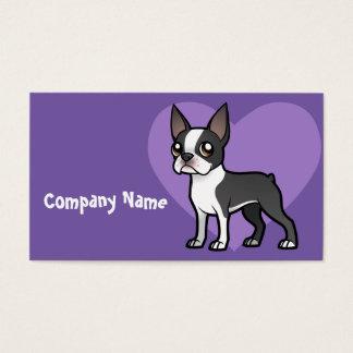 Make Your Own Cartoon Pet Business Card