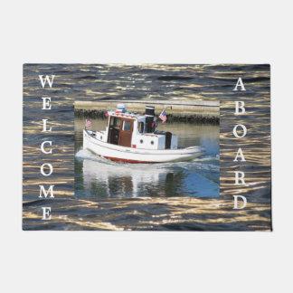Make Your Own Custom Boating Doormat