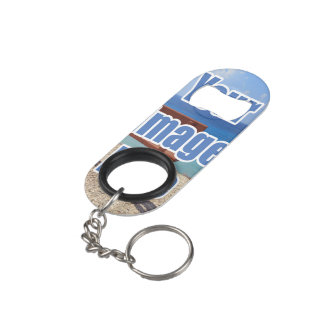 Make Your Own Custom Personalized Keychain Bottle Opener