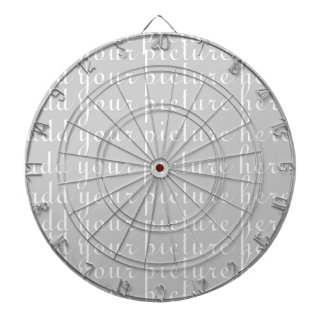 Make your own design on a Dart board