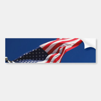 Make Your Own Flag Sticker Bumper Sticker