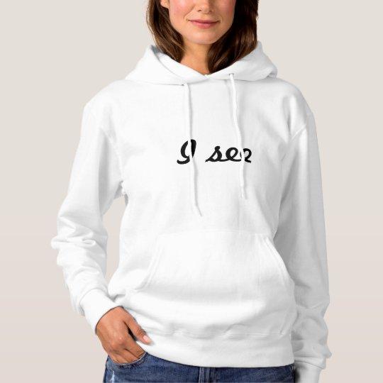 Make your own hoodie sweatshirt