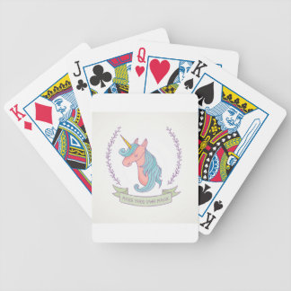 Make your own Magic! Bicycle Playing Cards