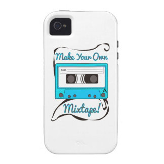 Make Your Own Mixtape! Case-Mate iPhone 4 Covers