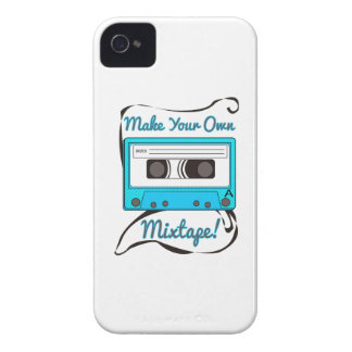 Make Your Own Mixtape! iPhone 4 Case