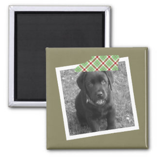 Make Your Own One Of A Kind Personalized Photo Square Magnet