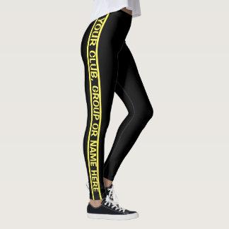 Make Your Own Personalised Leggings